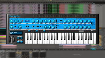 Deal: Novation Bass Station Synthesizer Plug-in für 11 Euro!