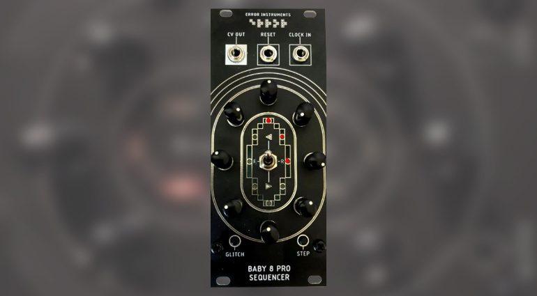 Error Instruments Baby 8 Pro