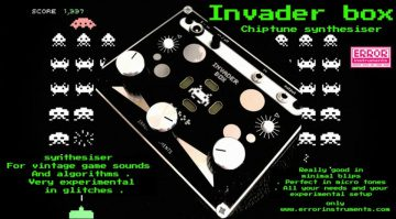 error instruments invader