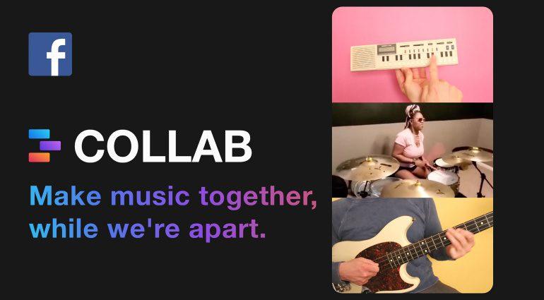 Facebook präsentiert Collab iOS App für Musiker und Bands
