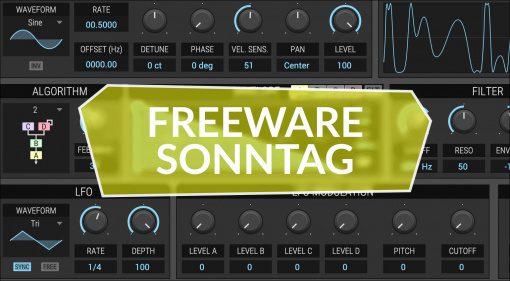 Freeware Sonntag: Tape Bus, Exakt Lite und LatticeReverb
