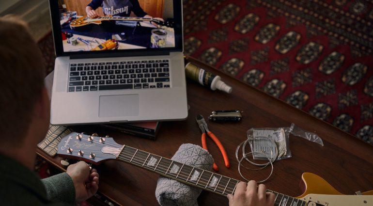 Gibson Virtual Guitar Tech Service