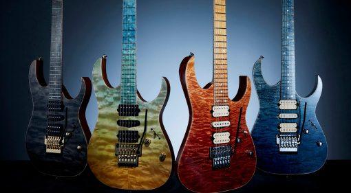 Ibanez J Custom 2020 E-Gitarren