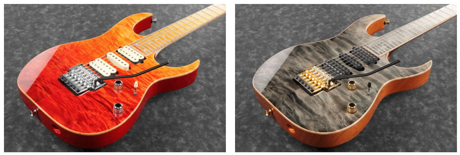 Ibanez J Custom 2020 E-Gitarren Body