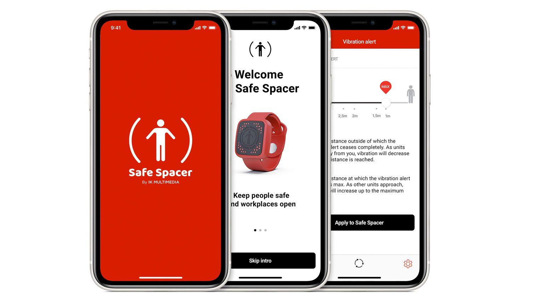 IK Multimedia Safe Spacer App
