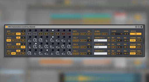 Isotonik Studios Alexkid - MINI Automaton