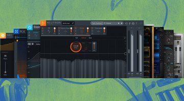 Deal: iZotope Music Makers's Bundle für 49 Euro und weitere Schnäppchen
