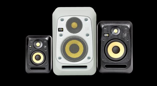 Deal: KRK Systems V Series 4 Studiomonitore