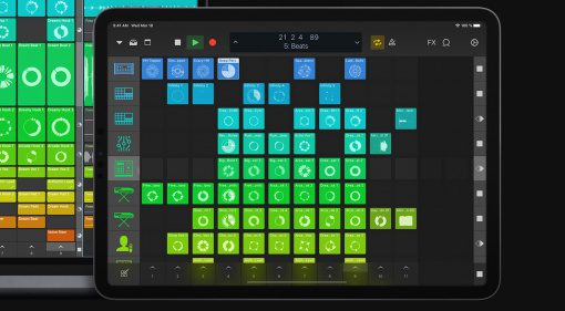 Logic Pro X auf dem iPad?