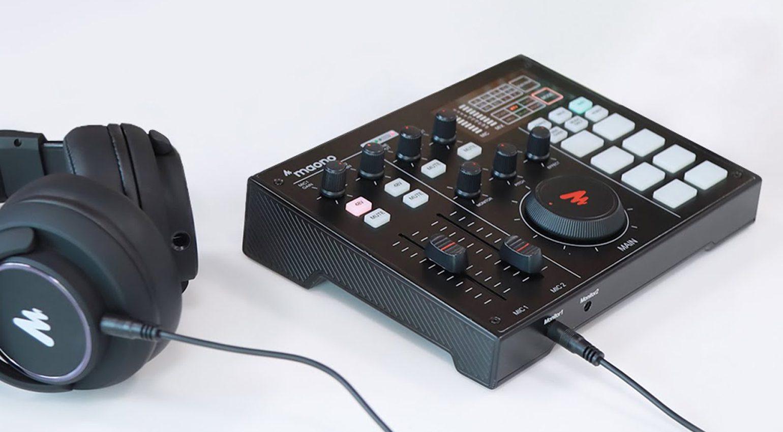 Maonocaster Portable Podcast Studio