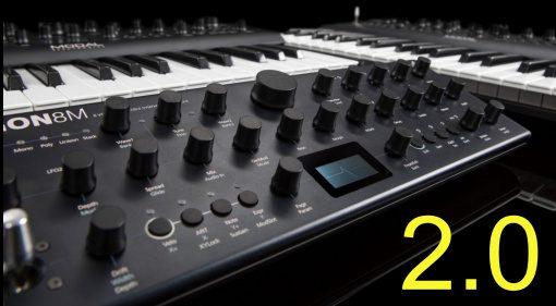 Modal Argon8 2-0 Update