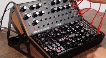 Moog Subharmonicon semi-modularer Synthesizer kommt – neues Video online!