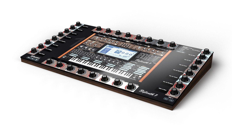 MP MIDI Controller