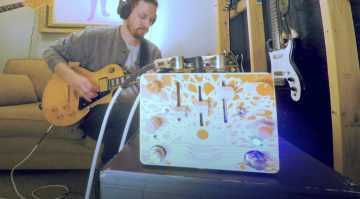 Old Blood Noise Endeavours Fault V2 Effekt Pedal Overdrive Teaser