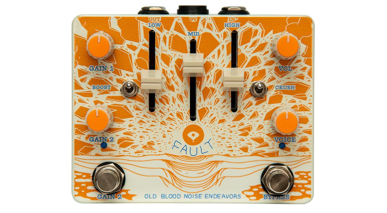 Old Blood Noise Endeavours Fault V2 Effekt Pedal Overdrive
