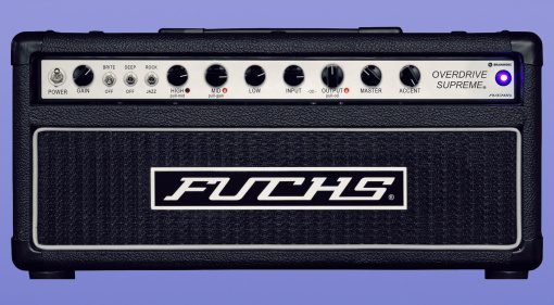 Plugin Alliance Fuchs Overdrive Supreme 50