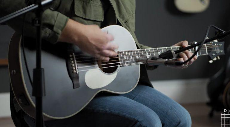 PRS Parlor Akustik Gitarre Leak 2