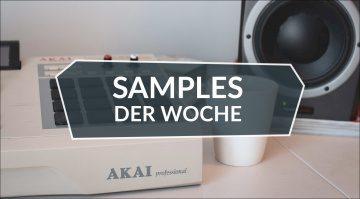 Samples der Woche: Venkatt, Vaporwaves 2, Mechanik, 5 kostenlose Packs