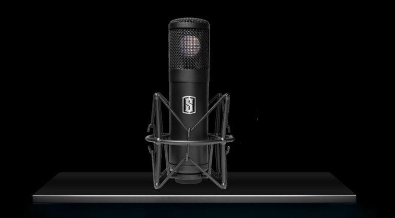 Slate Digital ML-1 Matte Black Mikrofon