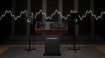 Synthspace: ein vollständiges Modular System in der virtuellen Realität