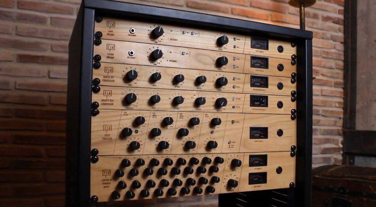 Tierra Audio: Limitiertes, naturfreundliches Studio-Gear auf Kickstarter