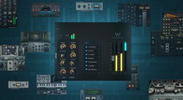 Waves updatet StudioRack und SoundGrid Studio mit vielen neuen Funktionen
