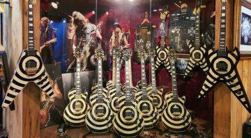 Weltgrößte Zakk Wylde-Sammlung