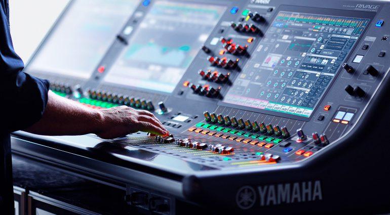 Yamaha RIVAGE PM5
