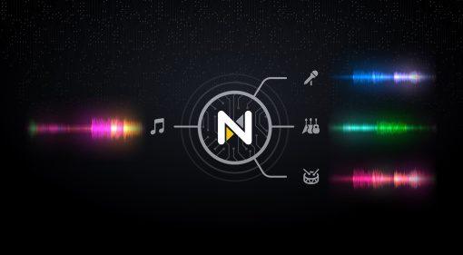 Algoriddim Djay Neural Mix KI-System trennt Musik on-the-fly in ihre Komponenten