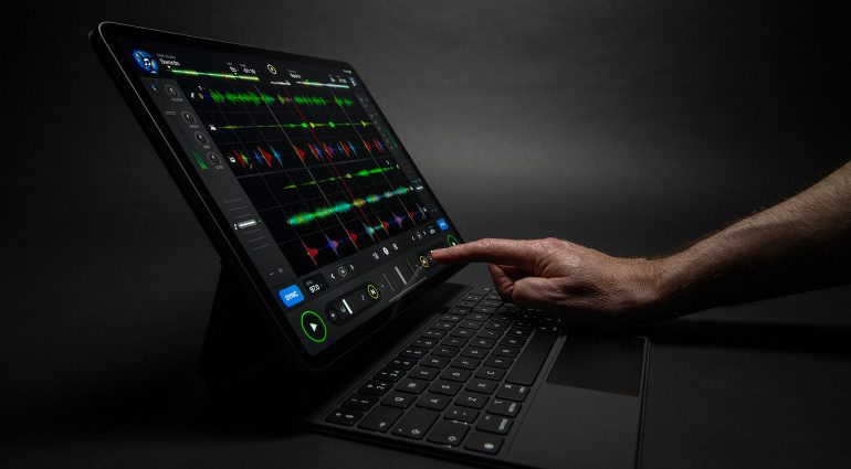 Algoriddim Djay Neural Mix KI-System trennt Musik on-the-fly in ihre Komponenten