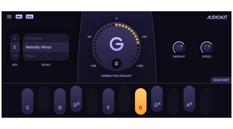 AudioKit AudioTune