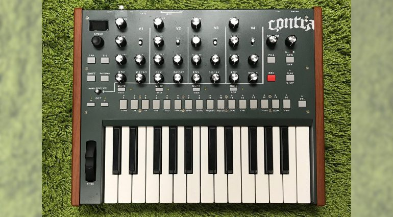 Contra AKAI Timbre Wolf von Brody Lowe