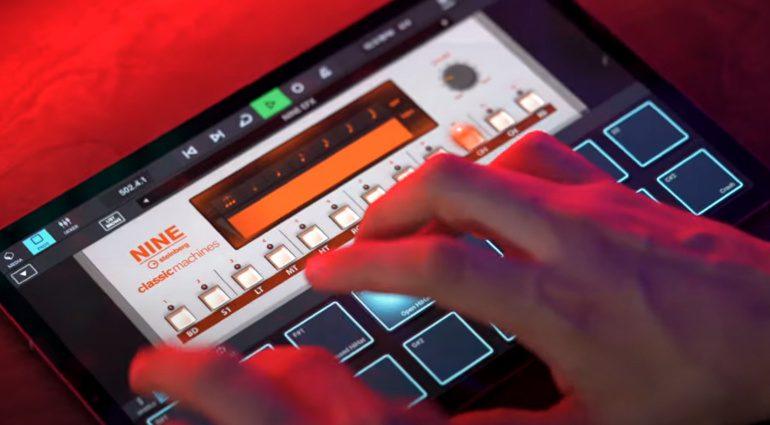 Cubasis 3 Android Drum Machine