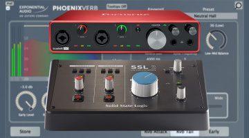 Deal: Neues Audiointerface und PhoenixVerb gratis dazu