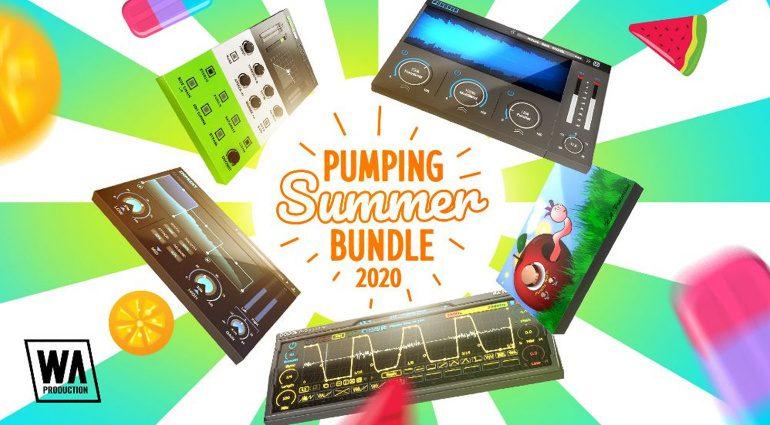 Deal: W.A. Production Pumping Summer Bundle 2020 mit 95 Prozent Rabatt!