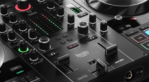 Hercules DJCONTROL INPULSE 500 - FX und Mixer