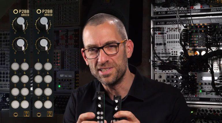 Mathias Kettner droid