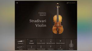 e-Instruments Stradivari Violin