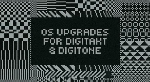 Elektron Digitone und Digitakt Updates