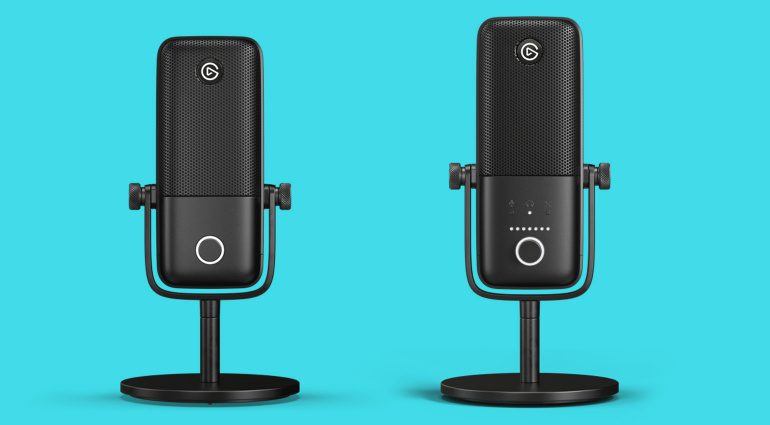 Elgato Wave 1 und Wave 3 USB-Kondensatormikrofone