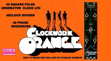 Error Instruments Clockwork Orange