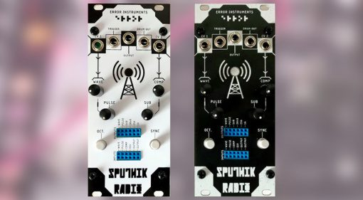 Error Instruments Sputnik Radio