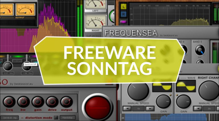 Freeware Sonntag: Kick Factory 2 Free Lite, Ghost Tones Psychoacoustic Synth und Bafex Studio