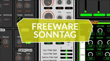 Freeware Sonntag: Abandoned Synth, Quiet Piano und Mandolin