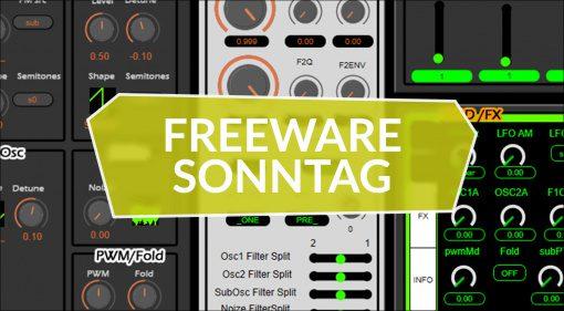 Freeware Sonntag: Abandoned Synth, Quiet Piano und Mandolin