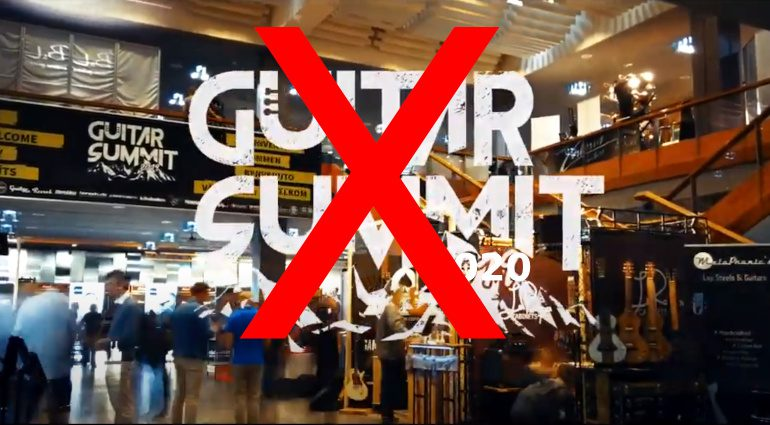 Guitar Summit 2020 Teaser