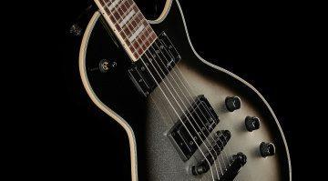 Harley Benton SC-Custom II Silver Burst Front Body
