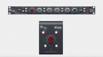 Heritage Audio HA-81A und Baby RAM