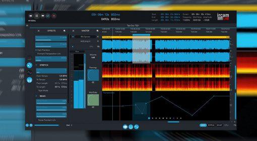 ircamLAB TS2: Audio-Editing in höchster Qualität für 29 US-Dollar!