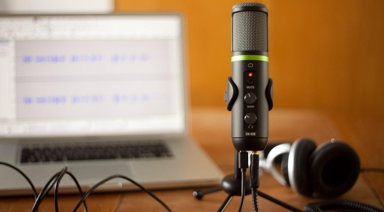 Angecheckt: Mackie EM-USB – Mikrofon für Podcasting, Streams und mehr |  gearnews.de